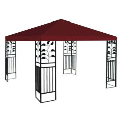 Sunrise 10 x 10 ft. Gazebo Replacement Canopy Cover - G245-BGD