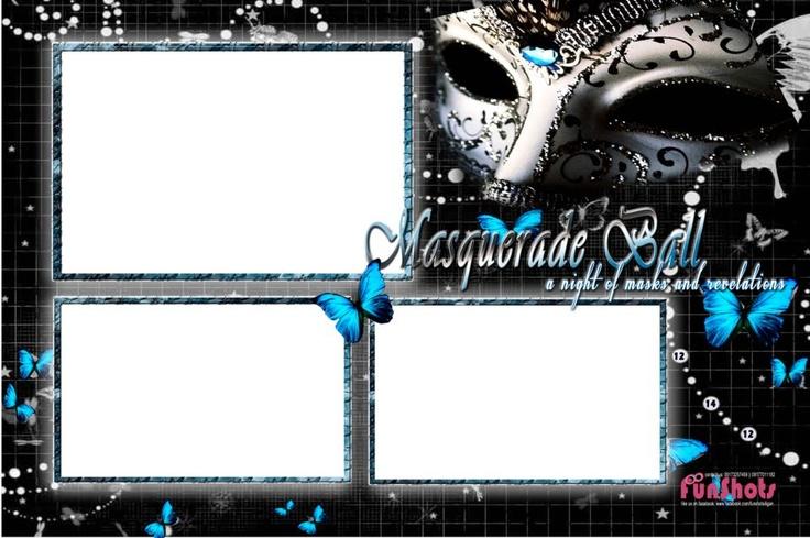funshots masquerade photobooth template funshots pinterest templates and masquerades. Black Bedroom Furniture Sets. Home Design Ideas