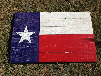 Camp Lejeune Yard Sale >> Texas Flag - DIY | Lady Ford's Blog About Everything! | My Projects | Pinterest | Lady, Stir ...