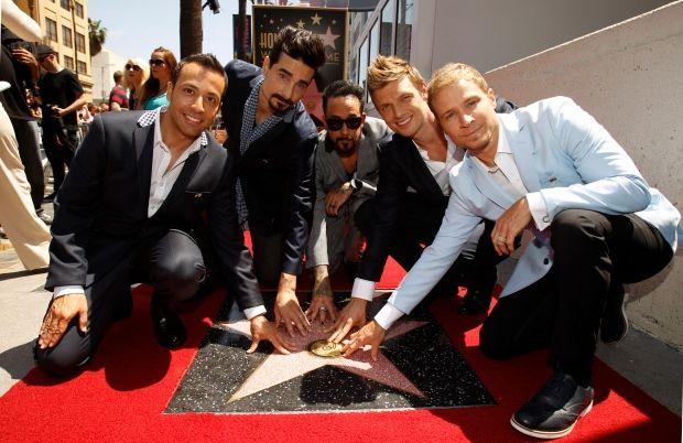 Backstreet Boys Adele album sales record