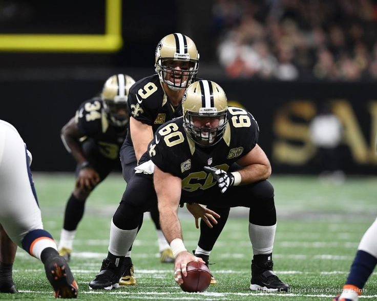 Unger, Brees and Hightower ♥