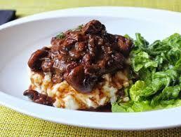 Image result for Coq au vin food
