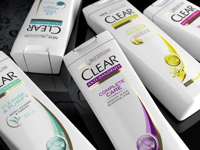 CLEAR (Redesigned) on Packaging of the World - Creative Package Design Gallery
