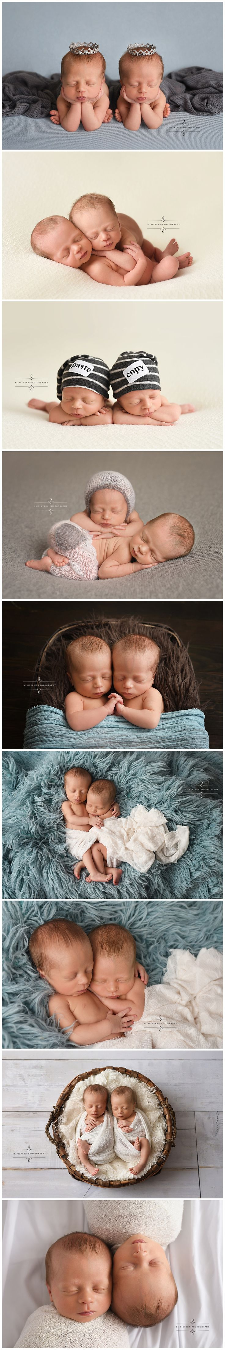 newborn, twins, twin boys, identical, professional, posing, newborn session, two weeks old, twin posing, froggy, double froggy, crown, flokati, 11 sixteen photography, richmond, virginia, va
