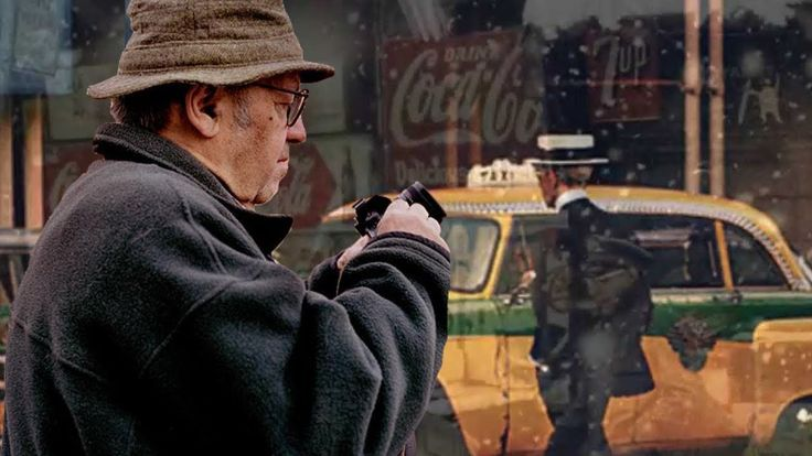 Saul Leiter – The Man Searching For Beauty #street…
