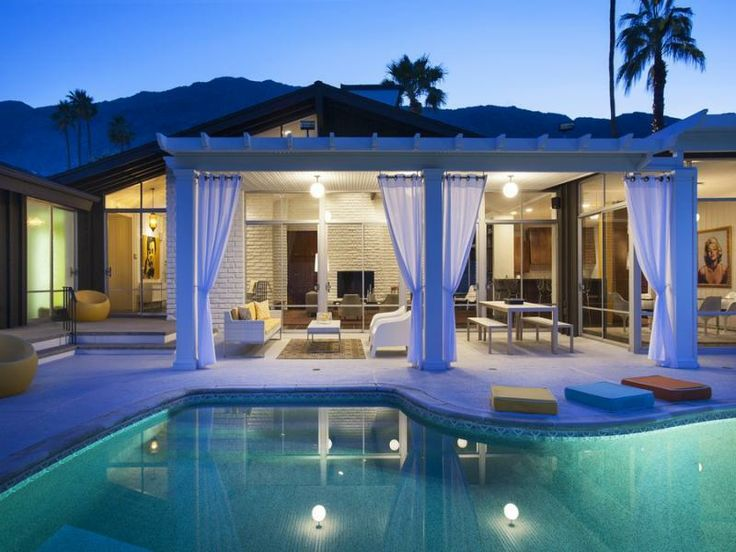 Superior Amazing Palm Springs Vacation Home