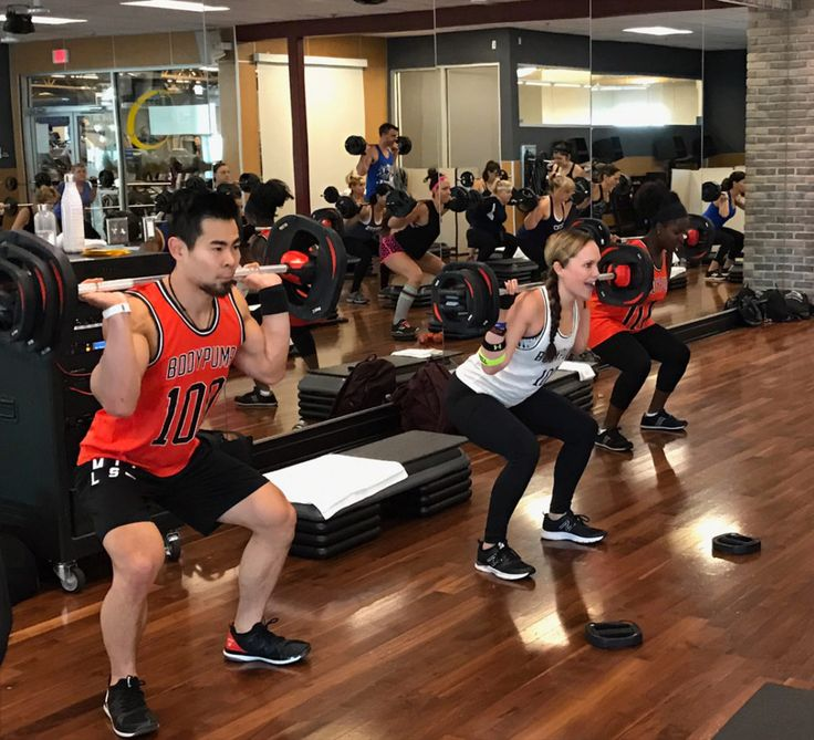 Les Mills Bodypump 100 Class And My Weekly Workout Recap A Lady Goes West Weekly Workout Body Pump Body Pump Workout