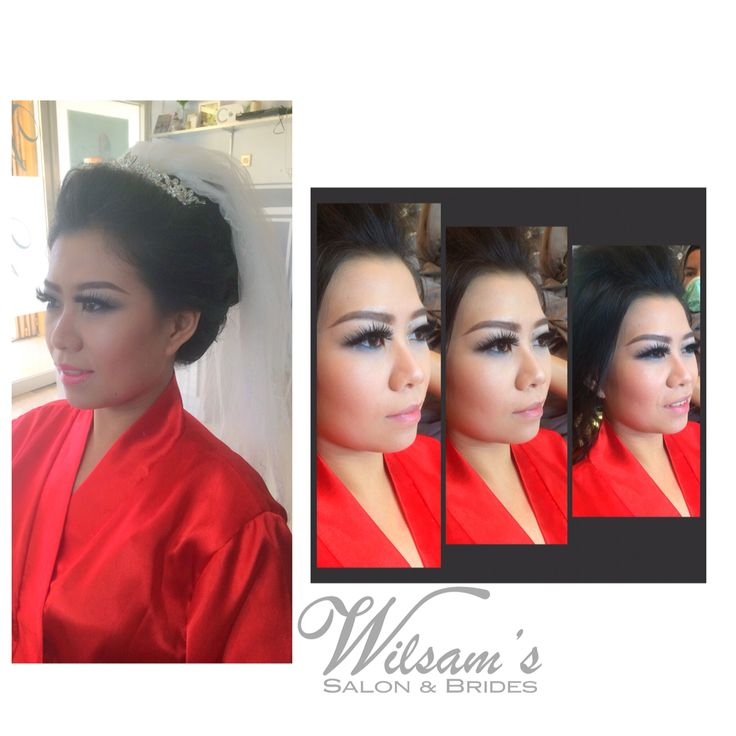 Morning look of Sianty Wongso