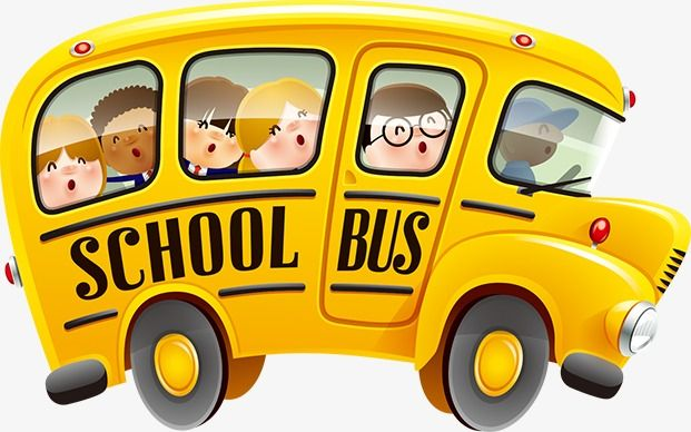 School Bus Bus Clipart School Clipart Campus Png Transparent