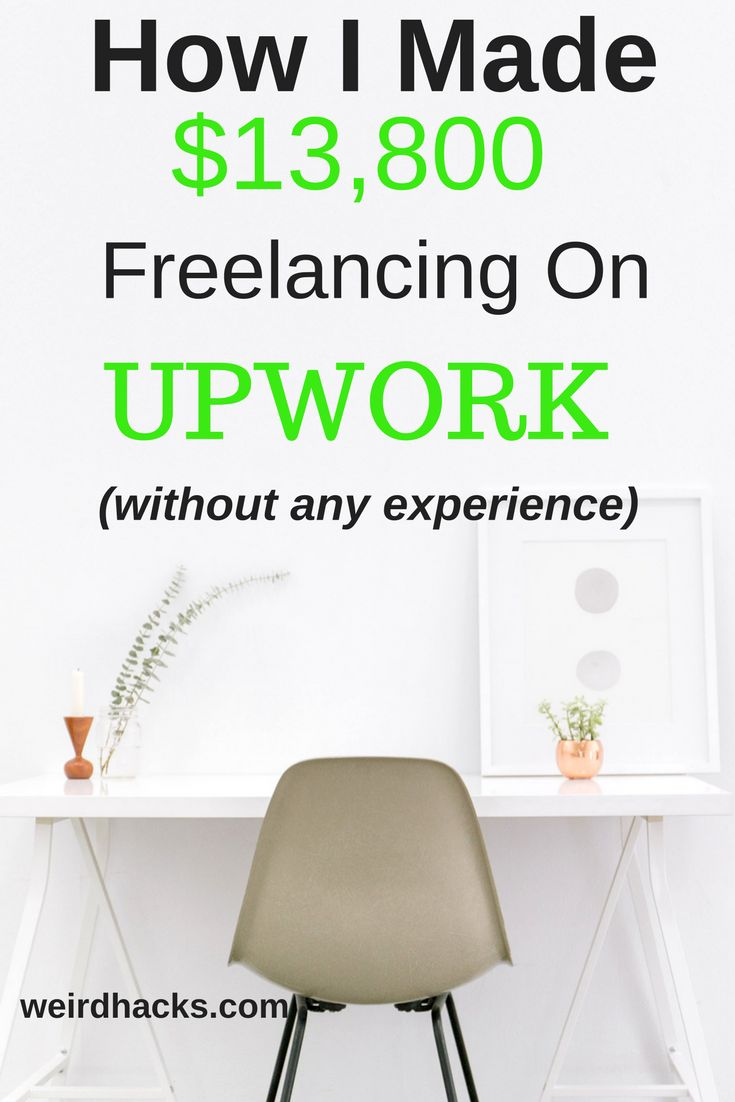 I made over $13,000 freelancing on Upwork in less than 7 months and this is how you can do it. Step by step guide to earning your first $1k on Upwork.