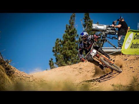 Fine-Tuning the Aaron Gwin Speed Machine | Off Season Ep 2 - YouTube