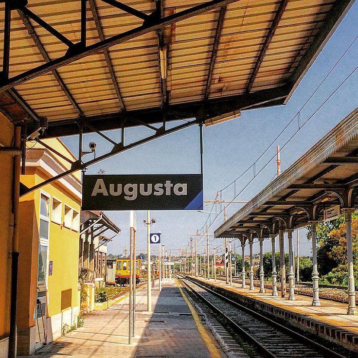 Stazione di #Augusta