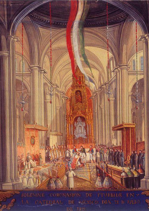 Agustín de Iturbide: bandera, independencia e imperio | Suite101
