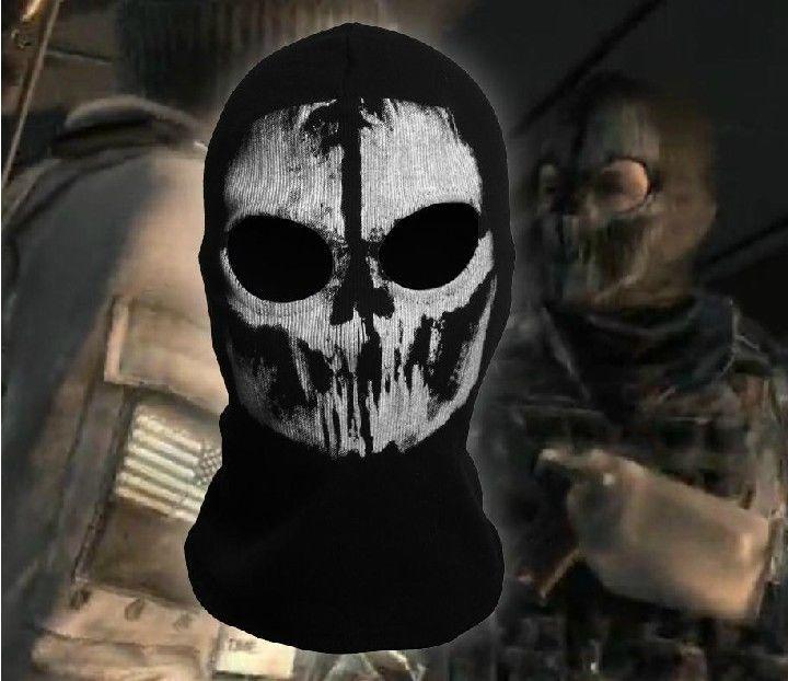 Call Of Duty Cod 10 Ghosts Elias Last Mission Balaclava Ski Skull