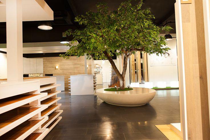 matériaux bois parquets sols stratifiés LVT terrasses bois