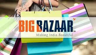 Mobikwik Bigbazaar 200 Cashback on 800 Offer : Get 200 Cashback on Big Bazaar