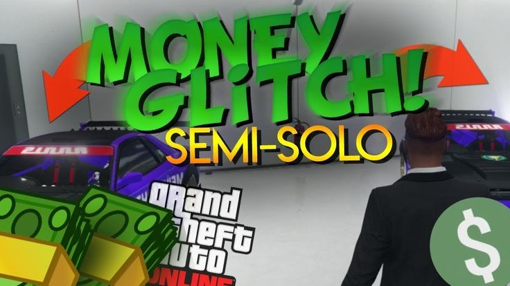 nice #NEW EXTREMELY EASY SEMI-SOLO GTA 5 MONEY GLITCH -VIDEO