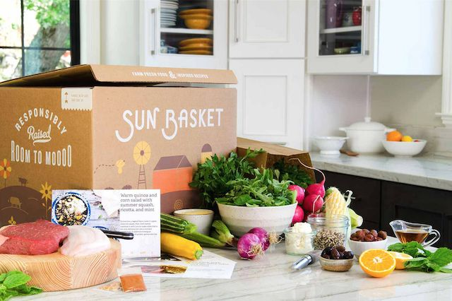 Sun Basket delivery meals make healthy cooking easy and delicious. I've been using this service for many months and am SO HAPPY with the food, the satisfaction of cooking at home, and eliminating wasted food!