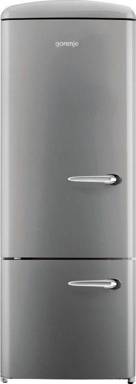 169cm 1000€ A++ Matériau de la porte plastique  42db 250kwh/an 1 tiroir 284L:280l+53l  RK60319OX-L