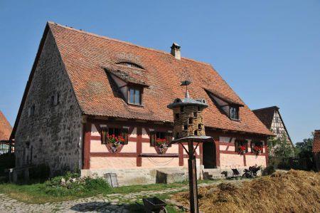 Das Fränkische Freilandmuseum Bad Windsheim