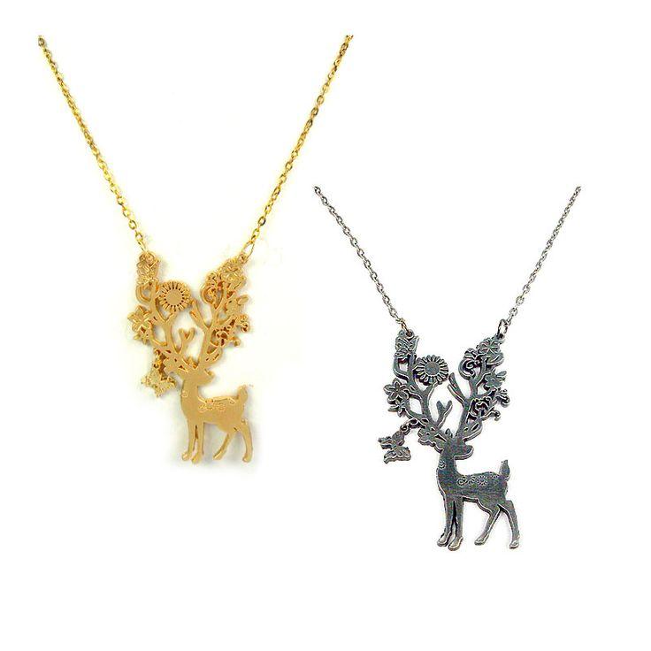 Oh Deer! Necklace