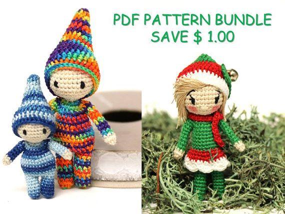 Knitting Pattern For Kindness Elves : 269 best Natal images on Pinterest Christmas ideas ...