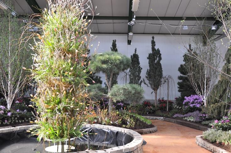 Několik záběrů z každoroční prodejní výstavy - Jarní výstava 21.3. - 14.4.2013   Zahradní centrum STARKL v Čáslavi