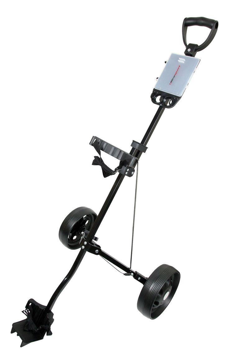 Ultrasport - Carro de golf de acero