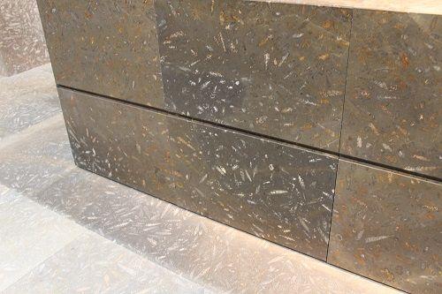 KBIS2014 Recap Part 2! Great Jurassic marble countertop! http://blog ...