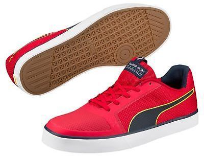 Puma Red Bull Racing Wings Vulc Men s Shoes