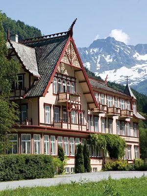 Die Hotels der De Historiske erwecken vergangene Zeiten zu neuem Leben - Hotel Union Øye, Norangsfjorden, Sunnmøre