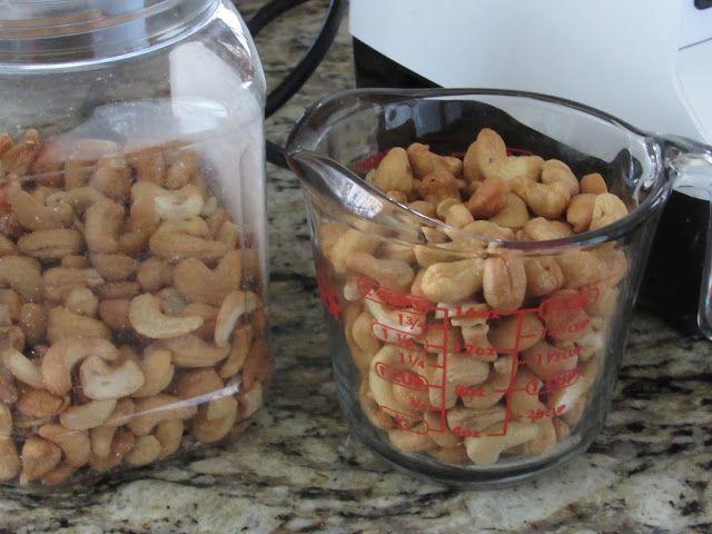 Rico, Facil y nutritivo: Manteca de Nuez (Maní)
