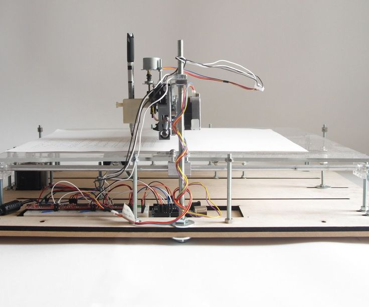 Hi,Thank you for taking the time to check out my instructable for an Arduino based X-Y plotter. I decided to build this as an accompanying piece of work for my ...