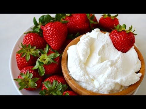 Just a Taste | Video: Secret Ingredient Homemade Whipped Cream