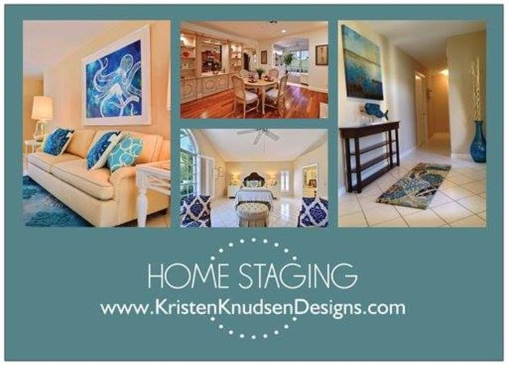 61 best Home Staging by Kristen Knudsen Designs images on Pinterest ...