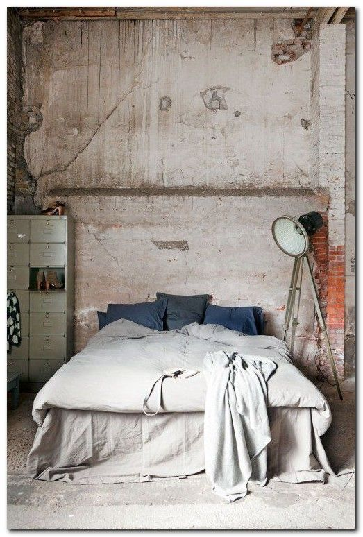 90+ Industrial Chic Bedroom Designs You Will Be Love Part 8