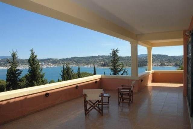 Komeno Villa For Sale Central Corfu
