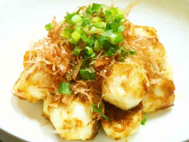 里芋のバター&醤油☆で胃力UPに滋養強壮の画像