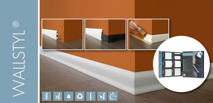 Do you know our baseboards WALLSTYL®? Just have a look @ their properties ! More information: info@nmc.be
