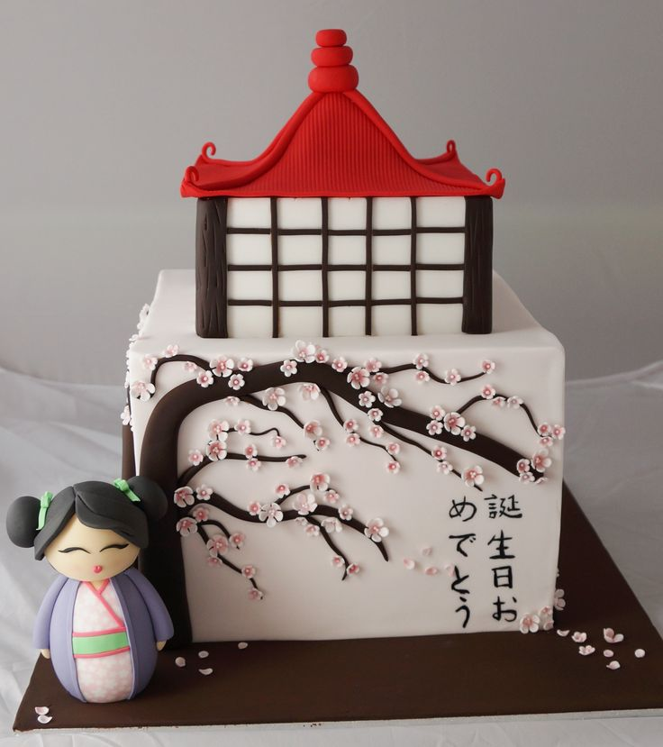99 Best Japanese Themed Parties Images On Pinterest