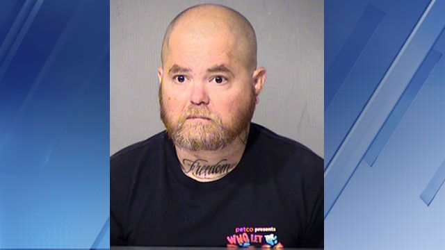 Detectives arrest forgery suspect posing as military veteran - azfamily.com 3TV | Phoenix Breaking News, Weather, Sport
