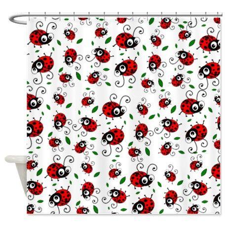 Ladybug Bath Accessory Bathroom Accessories D Cor Cute Ladybug