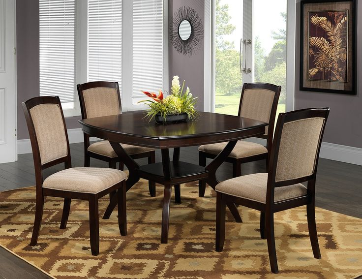 Casual Dining Room Furniture The Valentina Collection Table