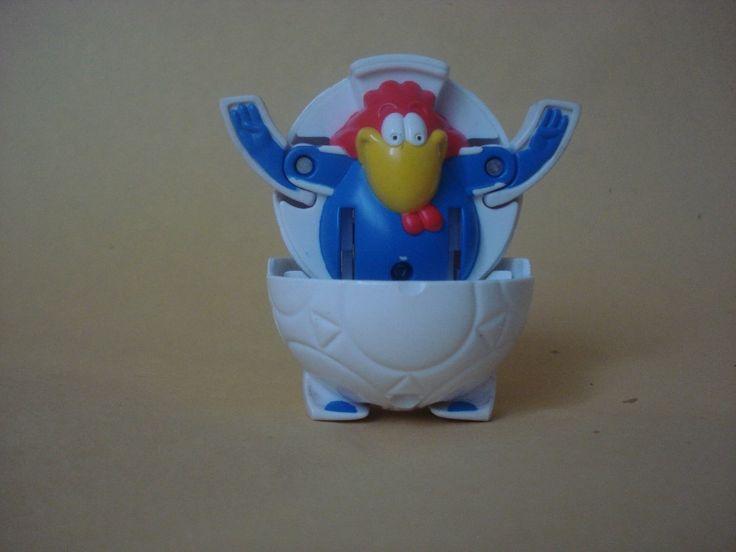 Balon De La Mascota Del Mundial Francia 98 De Mcdonalds - $ 125.00 en MercadoLibre