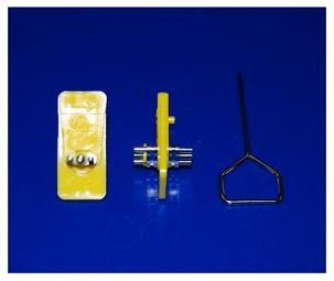 LEWA TORNILLOS DE EXPANSIÓN • 3005/12 MICRO DOBLE GUÍA• Made in Germany • PARA USO UNIVERSAL • Tornillos de expansión micro de doble  guía para uso múltiple o universal - Cod 32774