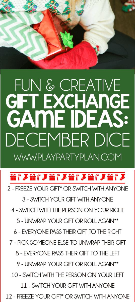 Best 20 Gift Exchange Ideas | Division of Global Affairs