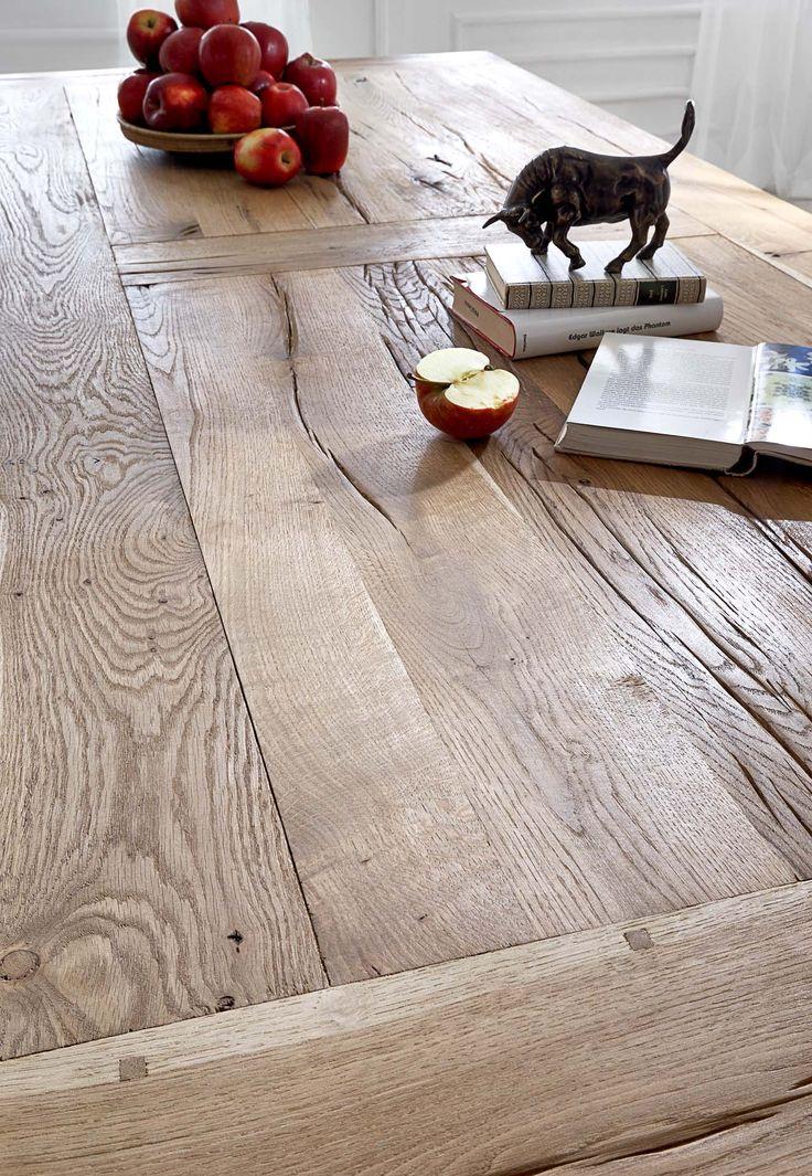 Die besten 25+ Esstisch holz Ideen auf Pinterest Holz esstische - moderne massivholz esstische