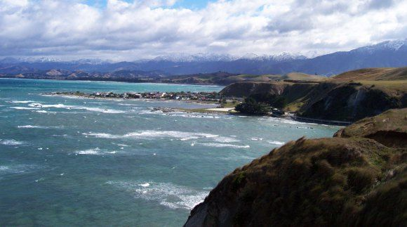 Hikurangi Marine Reserve, Kaikōura — New Zealand's largest and deepest marine reserve — came into effect on Friday.