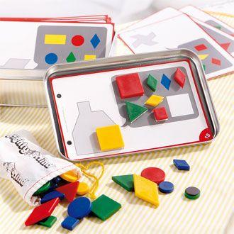 Legespiel magnetisch, Kiga & Schule im JAKO-O Online Shop Magnetisch legspelletje