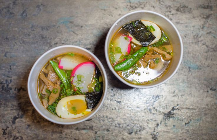 101 Best Food Trucks in America 2015 #84 KAITEKI RAMEN, OKLAHOMA CITY, OKLA. You may not know it, but the food of uber-trendy chain Mission Chinese is inspired by the cuisine of Oklahoma City. This low-key culinary powerhouse city is also home to Kaiteki Ramen, which serves piping hot ramen, pork belly bao, Japanese-style fried Brussels sprouts, and more out of their sleekly designed black and white truck.